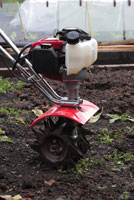 Classic 4-Stroke Tiller with Gardening Package