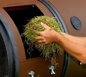 Compost = A Healthy Garden