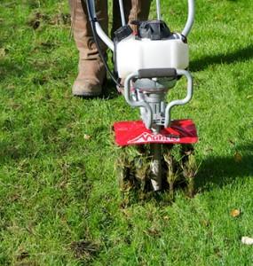 Lawn Aerator Attachment