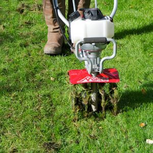 Lawn Aerator Attachment