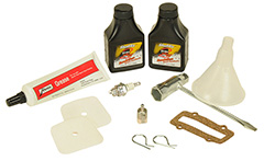 mantis tiller 2 stroke handy kit