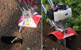 Gardening Package (Plough and Planter Attachments)