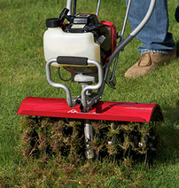 Lawn Aerator Attachment - Deluxe XP