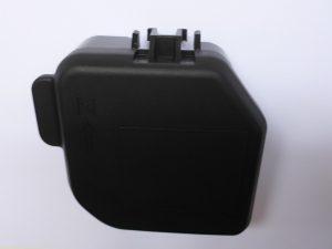 cover air cleaner honda genuine part