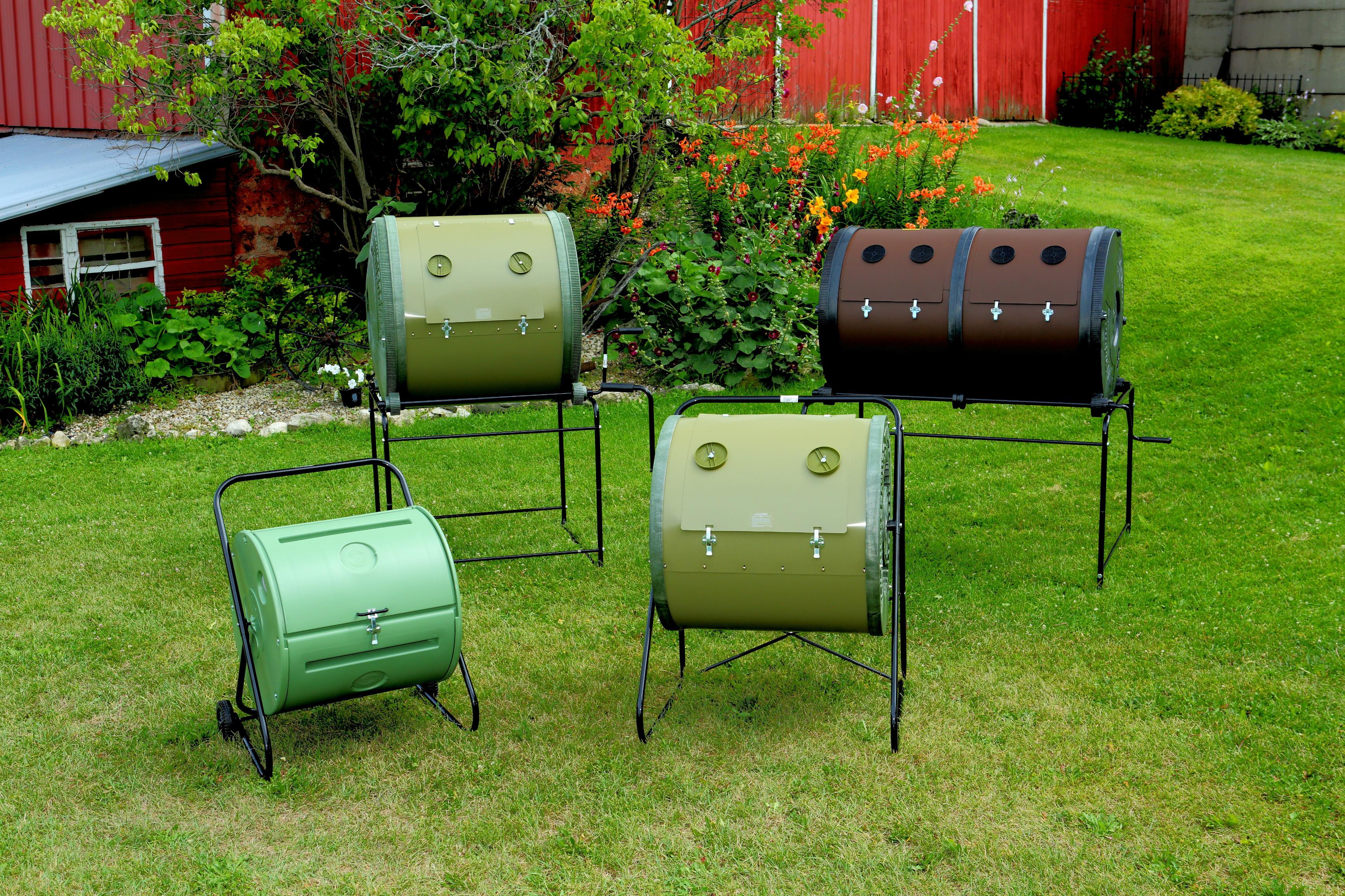 Group composters