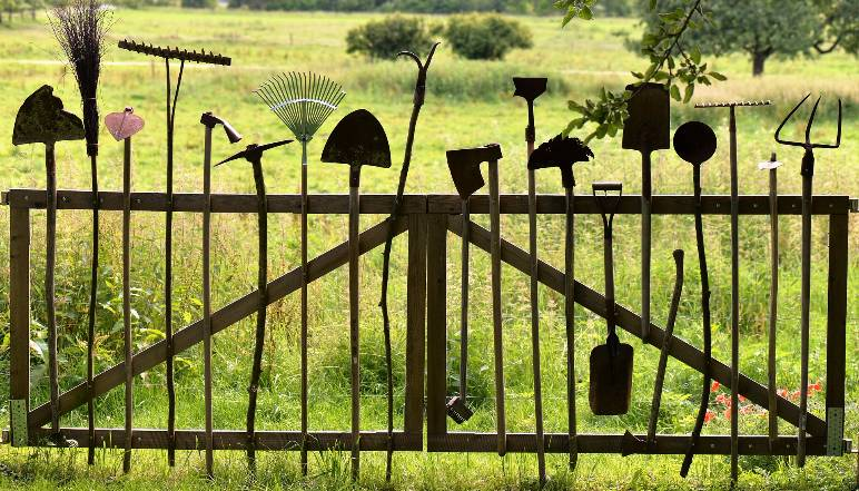 4 - long handled tools - public domain