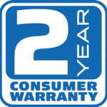 Mantis 2 year consumer warranty