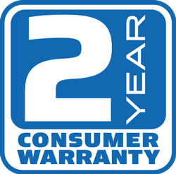 Mantis 2 year consumer warranty