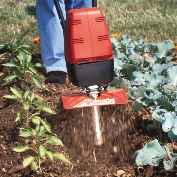 Image Result For How To Start A Mantis Garden Tiller