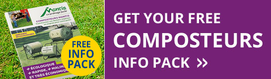 Get your Mantis composter info pack