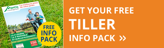 Get your Mantis tiller info pack