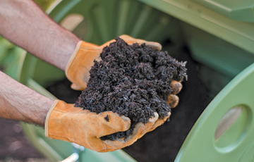 How to make compost in 14 days?