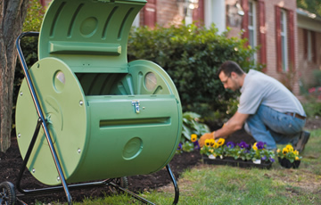 Why choosing a Mantis Composter?