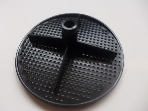 mantis composter replacement part breather screen for compostwin aerator