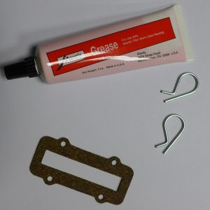 Handy item kit for mantis electric tiller