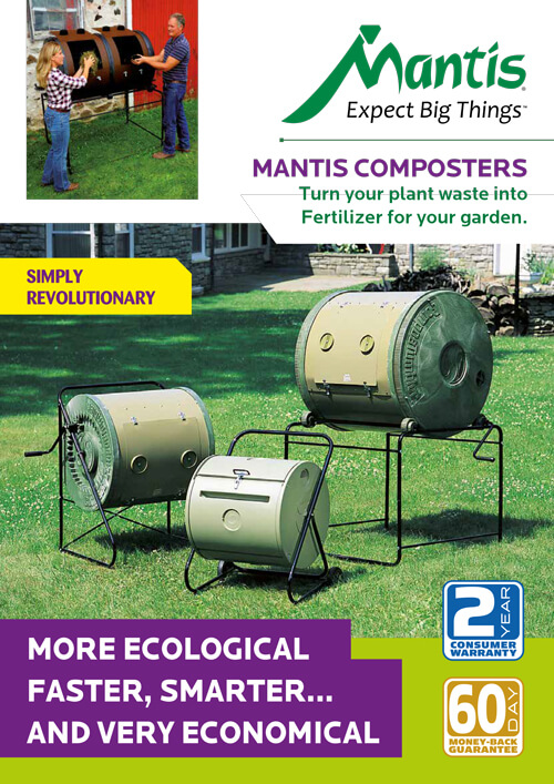 Mantis Composters info package