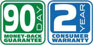 Mantis Cultivato trial guarantee and consumer warranty