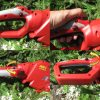 cordless hedge trimmer swivel handle