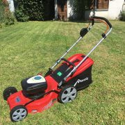 mantis lawn care how to mow the lawn easily cordless lawnmower battery lawnmower