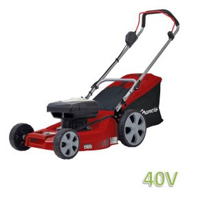 cordless lawnmover battery powered lawnmower