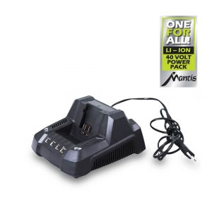 quick charger for battery 40v cordless gardening tools