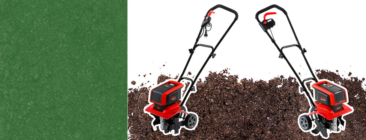 Mantis Electric and Cordless Cultivators