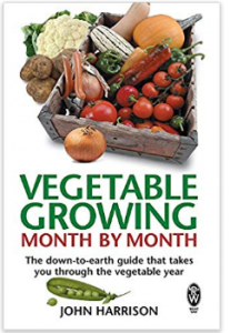 book on vegetables